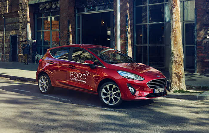 Ford CarSharing Celle